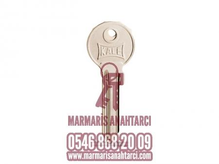 161 1 Silindir Anahtarı - Kilit Aksesuarları | Kale Kilit