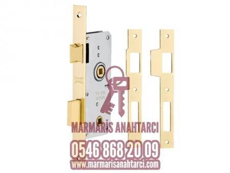 166 AR WC İç Kapı Gömme Kilitleri | Kale Kilit