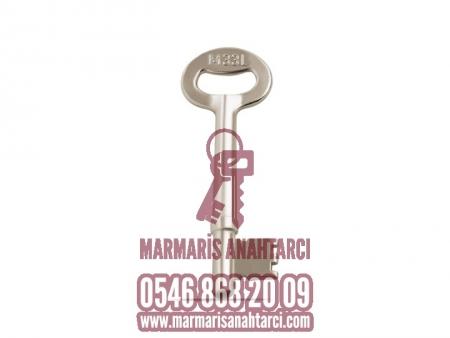 172 H İç Kapı Kilit Anahtarı - Kilit Aksesuarları | Kale Kilit