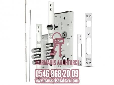 252 RYM Çelik Kapı Kilitleri | Kale Kilit