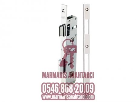 269 P WC İç Kapı Gömme Kilitleri | Kale Kilit